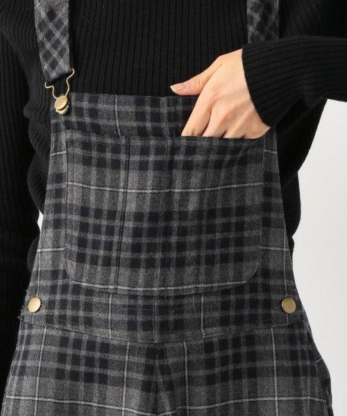 Spick & Span(スピック&スパン)/【MITTERNACHT】 マキシジャンパースカート◆/18040210004530_img10