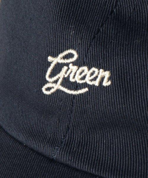 green label relaxing (Kids)(グリーンレーベルリラクシング(キッズ))/GLR GREENキャップ2/38386990855_img03
