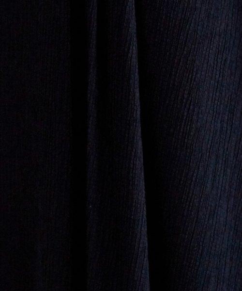 ROPE' mademoiselle(ロペ マドモアゼル)/シャーリングタックアシメワンピース/GWE49010_img10