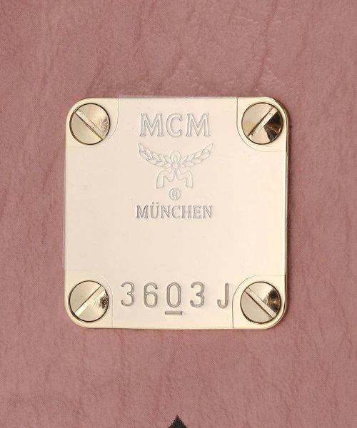 LHP(エルエイチピー)/MCM/エムシーエム/STARK BACKPACK SMALL/1064191005-60_img08