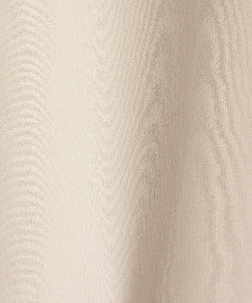 SHOO・LA・RUE(Kids) (シューラルーキッズ)/【80-130cm】裏毛フロントカラー手書き風ロゴプルオーバー/20190112216311_img05