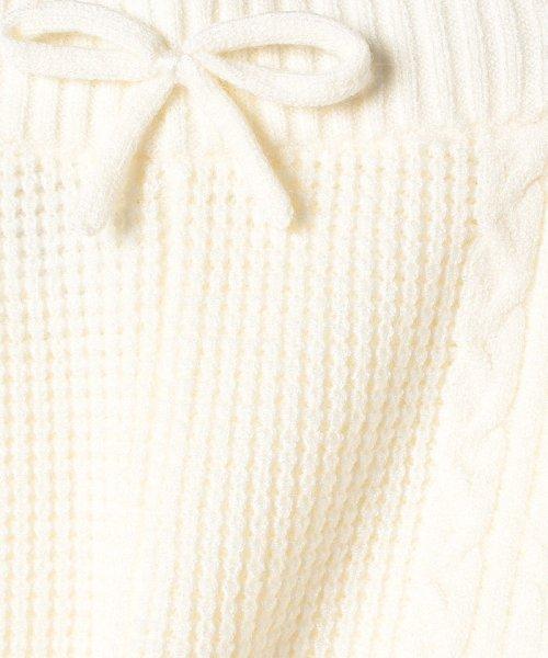 petit main(プティマイン)/サイドスリット入りニットパンツ/9684128_img06