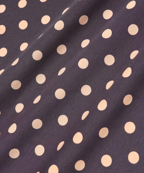 ADAM ET ROPE'(アダム エ ロペ)/【WEB限定】ドットAラインスカート/GAC59090_img10