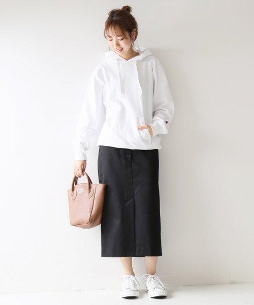 Spick & Span(スピック&スパン)/フロントボタンタイトスカート◆/19060200501010_img01