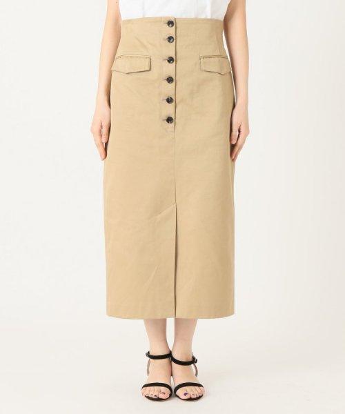 Spick & Span(スピック&スパン)/フロントボタンタイトスカート◆/19060200501010_img04