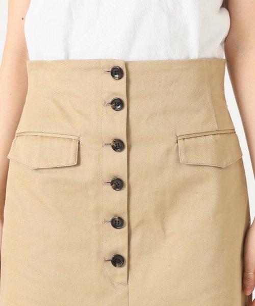 Spick & Span(スピック&スパン)/フロントボタンタイトスカート◆/19060200501010_img07
