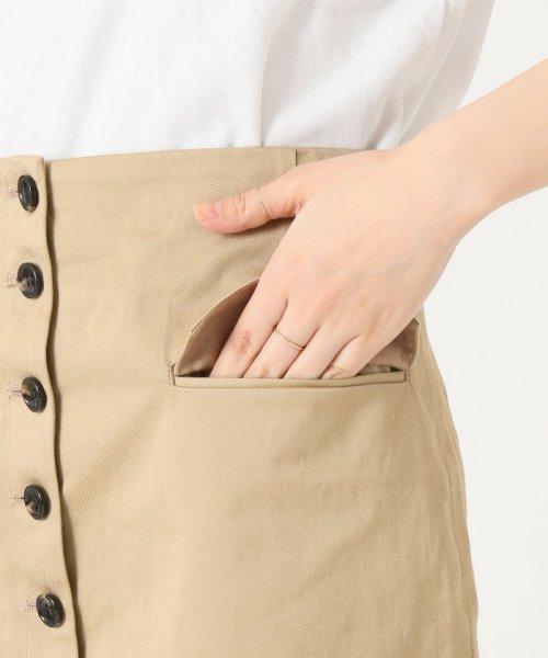Spick & Span(スピック&スパン)/フロントボタンタイトスカート◆/19060200501010_img08