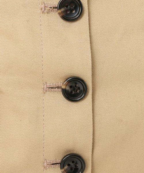 Spick & Span(スピック&スパン)/フロントボタンタイトスカート◆/19060200501010_img10