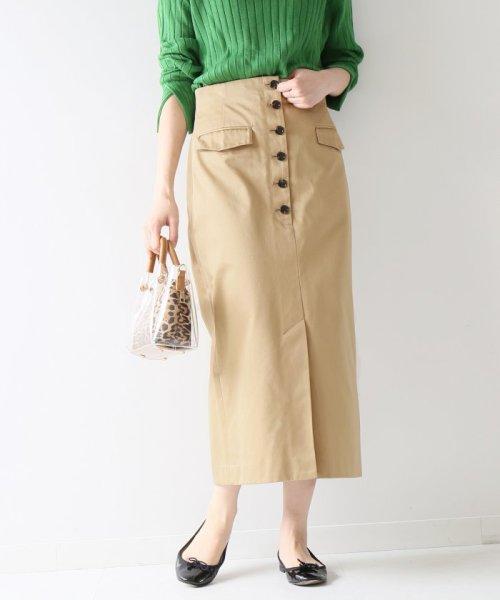 Spick & Span(スピック&スパン)/フロントボタンタイトスカート◆/19060200501010_img17