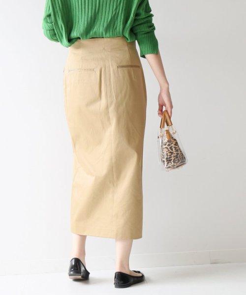 Spick & Span(スピック&スパン)/フロントボタンタイトスカート◆/19060200501010_img18