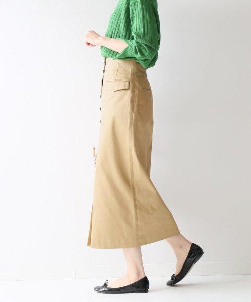 Spick & Span(スピック&スパン)/フロントボタンタイトスカート◆/19060200501010_img19