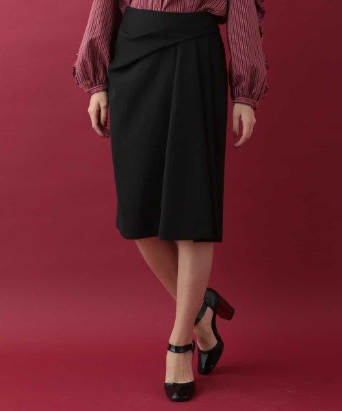 Tara Jarmon(タラ ジャーモン)/ドレープスカート IMPORTED/VZHCG08360_img04