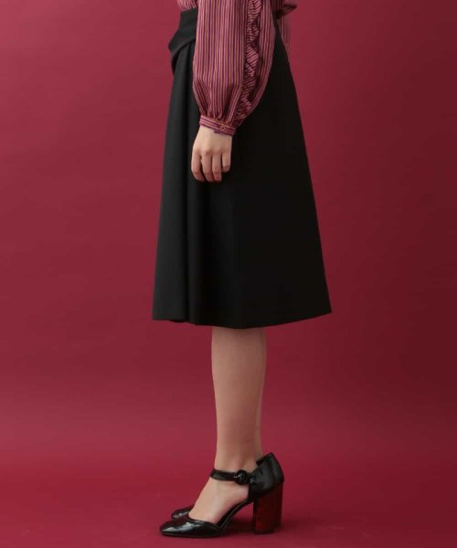 Tara Jarmon(タラ ジャーモン)/ドレープスカート IMPORTED/VZHCG08360_img06