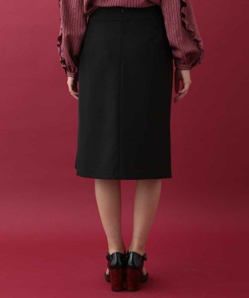 Tara Jarmon(タラ ジャーモン)/ドレープスカート IMPORTED/VZHCG08360_img07