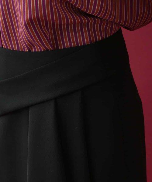Tara Jarmon(タラ ジャーモン)/ドレープスカート IMPORTED/VZHCG08360_img09