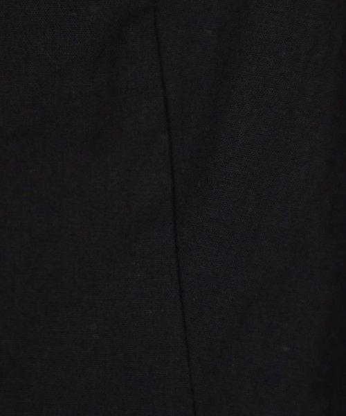 ViS(ビス)/【一部店舗限定】【セットアップ対応】ストレッチリネンVネックジャケット/BVV19000_img06