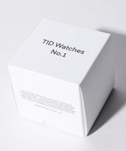 TID Watches(ティッドウォッチ)/【TID Watches】  No.1/TID01SVW_img04