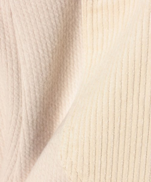 petit main(プティマイン)/カットコーデュロイパンツ/9584112_img04