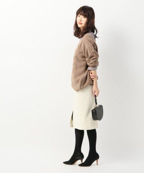 Spick & Span(スピック&スパン)/ウールカシミヤWポケットタイトスカート◆/18060200596040_img02