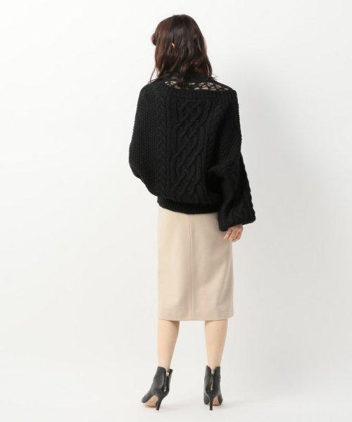 Spick & Span(スピック&スパン)/ウールカシミヤWポケットタイトスカート◆/18060200596040_img05