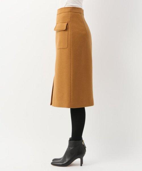 Spick & Span(スピック&スパン)/ウールカシミヤWポケットタイトスカート◆/18060200596040_img07