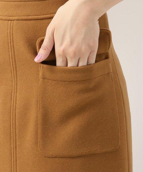 Spick & Span(スピック&スパン)/ウールカシミヤWポケットタイトスカート◆/18060200596040_img09
