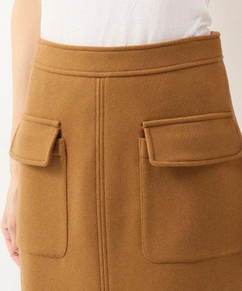 Spick & Span(スピック&スパン)/ウールカシミヤWポケットタイトスカート◆/18060200596040_img10