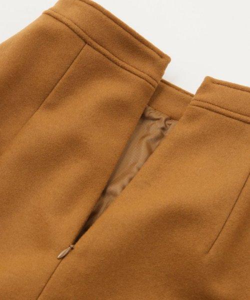 Spick & Span(スピック&スパン)/ウールカシミヤWポケットタイトスカート◆/18060200596040_img12