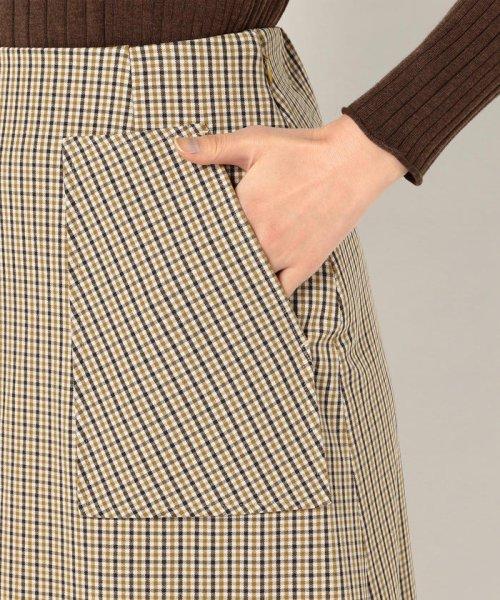 fredy emue(フレディエミュ)/ポケット付きスカート/8-0021-6-26-020_img05