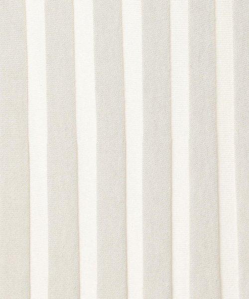 fredy emue(フレディエミュ)/プリーツ風ニットスカート/9-0021-1-22-002_img07