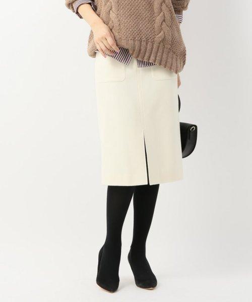 Spick & Span(スピック&スパン)/ウールカシミヤWポケットタイトスカート◆/18060200596040_img17