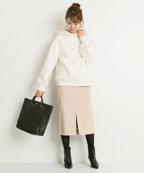 Spick & Span(スピック&スパン)/ウールカシミヤWポケットタイトスカート◆/18060200596040_img24