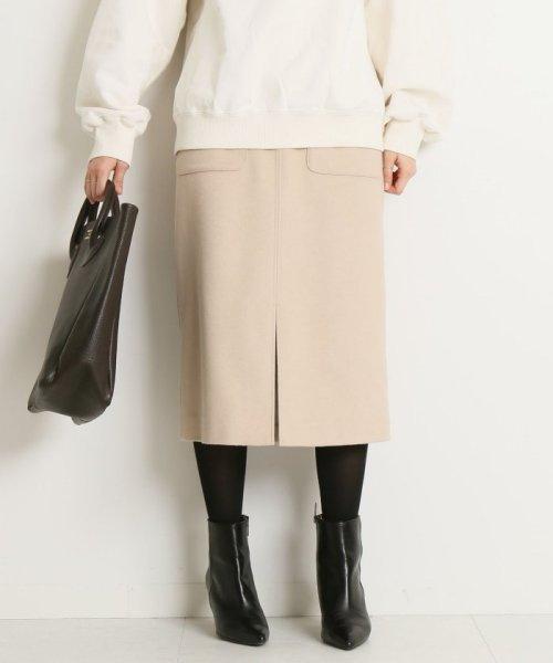 Spick & Span(スピック&スパン)/ウールカシミヤWポケットタイトスカート◆/18060200596040_img25