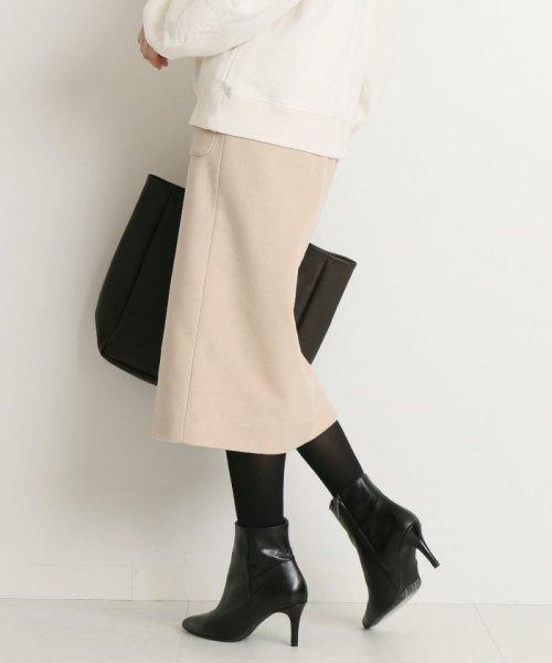 Spick & Span(スピック&スパン)/ウールカシミヤWポケットタイトスカート◆/18060200596040_img27