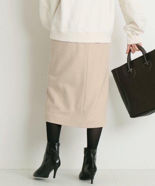 Spick & Span(スピック&スパン)/ウールカシミヤWポケットタイトスカート◆/18060200596040_img28