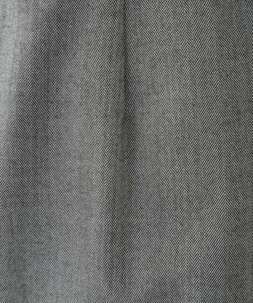 OFUON(オフオン)/ヘリンボーン柄ワンピース/EUEBG02099_img09