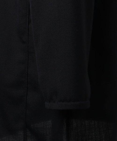 SHIPS MEN(シップス メン)/LAVENHAM: SHIPS完全別注モデル【ASSHINGTON】トロピカル スプリングコート(ネイビー)/114170009_img08