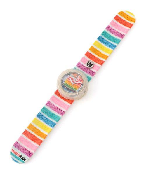 SHIPS KIDS(シップスキッズ)/watchitude:スラップ ウォッチ(パッチン腕時計)/519750001_img01