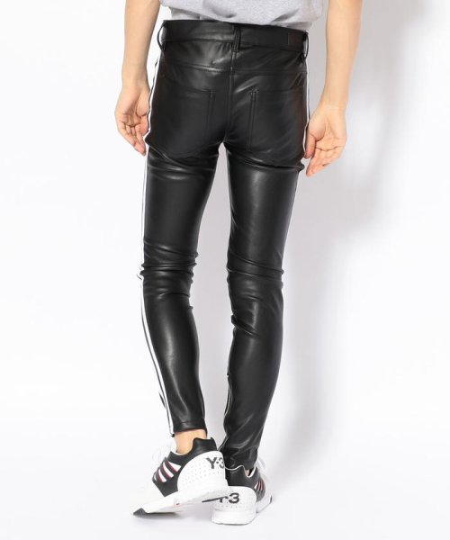 LHP(エルエイチピー)/DankeSchon/ダンケシェーン/Neo Leather LINE Pants/6016199045-60_img02
