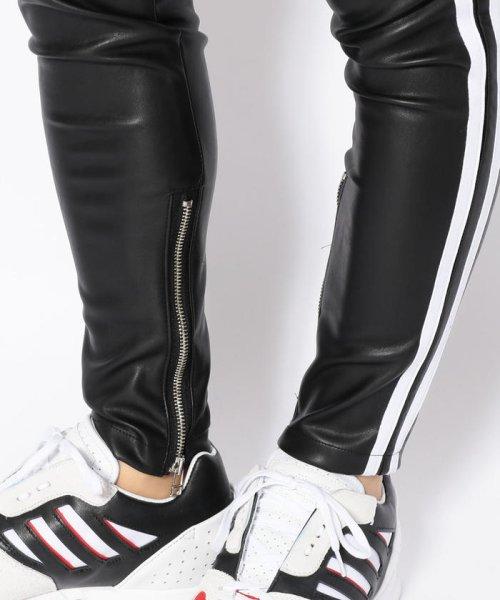 LHP(エルエイチピー)/DankeSchon/ダンケシェーン/Neo Leather LINE Pants/6016199045-60_img06