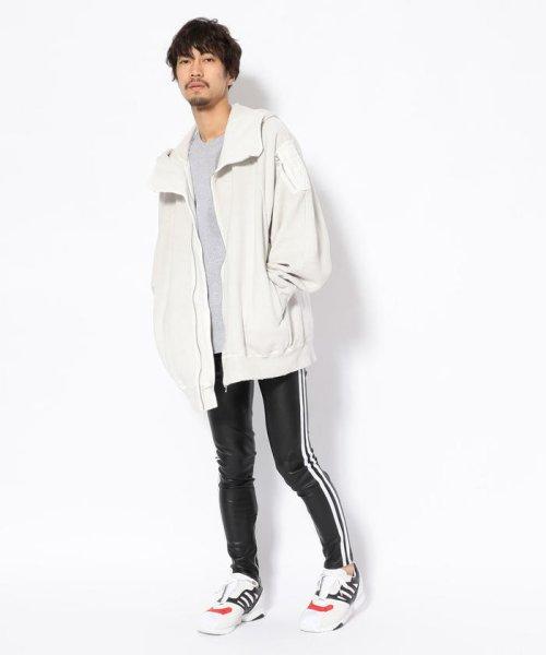 LHP(エルエイチピー)/DankeSchon/ダンケシェーン/Neo Leather LINE Pants/6016199045-60_img07
