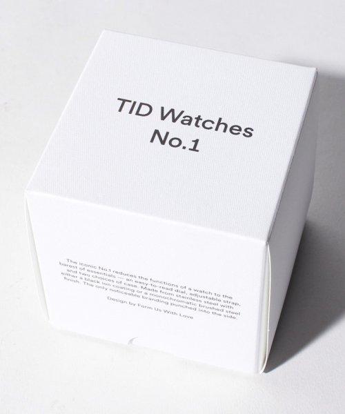 TID Watches(ティッドウォッチ)/【TID Watches】  No.1/TID01GDBK_img04