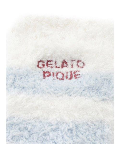 gelato pique(gelato pique)/ジェラート'ナヴァルボーダーソックス/PWGS191531_img04