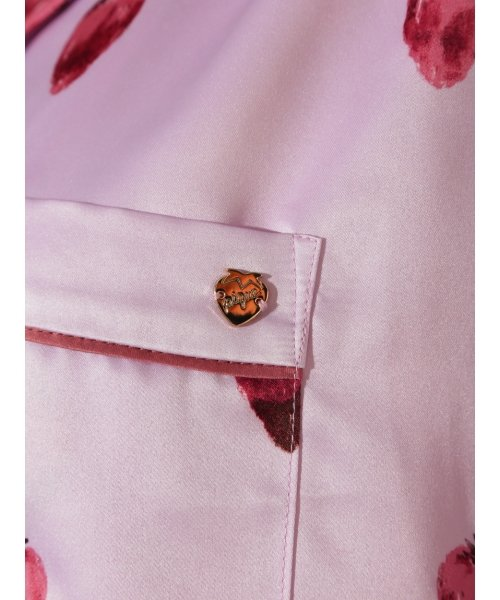 gelato pique(gelato pique)/ストロベリーチョコサテンシャツ/PWFT191257_img10