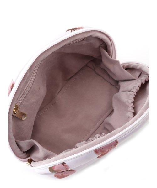gelato pique(gelato pique)/ストロベリーチョコサテンポーチ/PWGB191655_img07