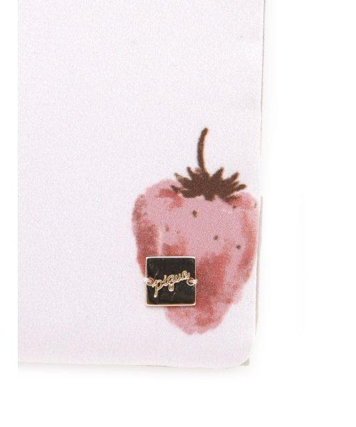 gelato pique(gelato pique)/ストロベリーチョコサテンミラー/PWGG191657_img03