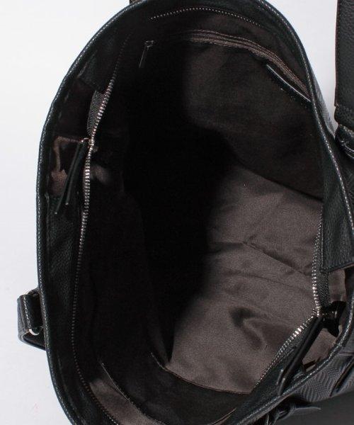 Men's Bigi(メンズビギ)/ヘリンボン柄縦型トートバッグ/M0191EBG02_img04