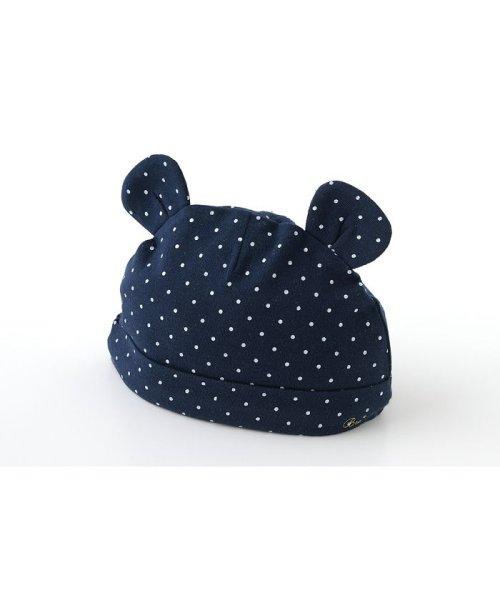 chuckleBABY(チャックルベビー)/ボンシュシュ新生児帽子/P9885_img02