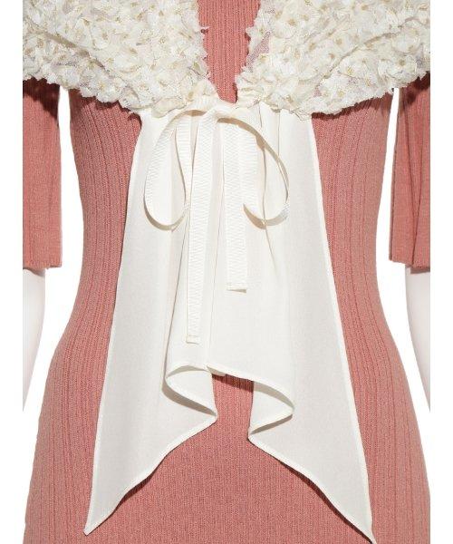 86292a91c3bde 3Dフラワーショール(501547153)|レディースファッション|阪急百貨店 ...
