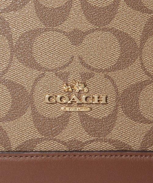 COACH(コーチ)/手提げ(ショルダー付) F58287/F58287_img08